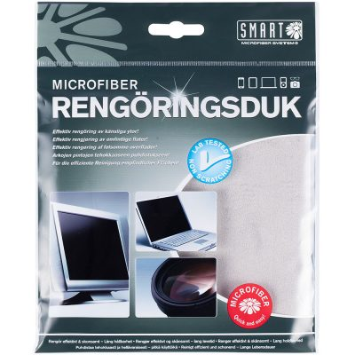 Rengöringsduk_Screen LCD cloth – Smart Microfiber