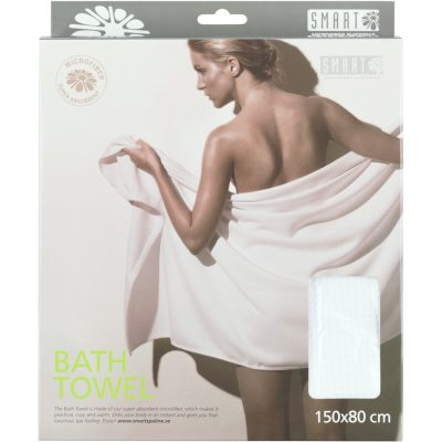 Bath towel – Smart Microfiber