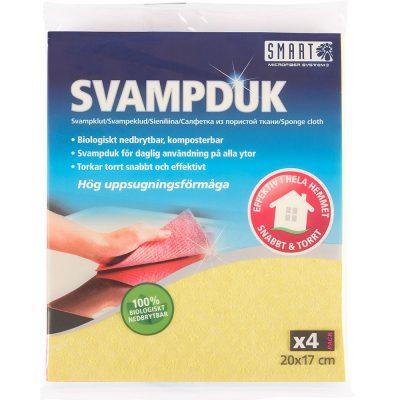 Spongecloth – Smart Microfiber