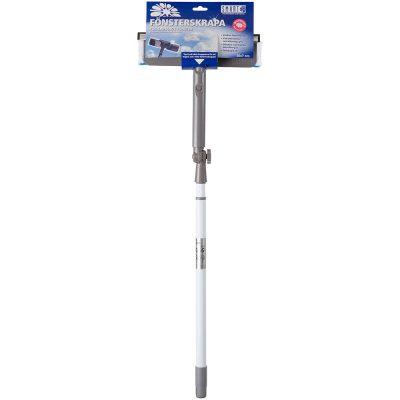 Window washer with pole – Smart Microfiber