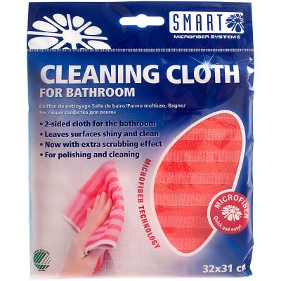 Bathroom cloth – Smart Microfiber