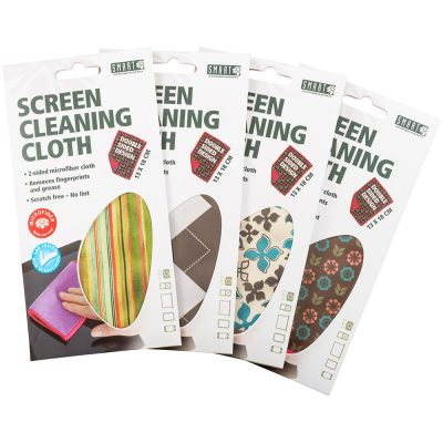 Screan cleaning cloth – Smart Microfiber