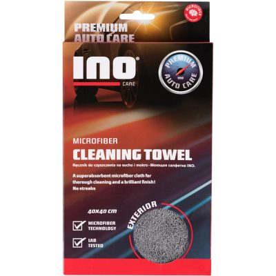 INO Car cleaning towel – Smart Microfiber