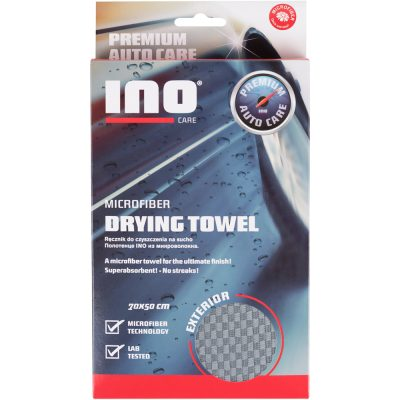INO car drying towel – Smart Microfiber