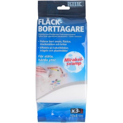 Stain remover magic sponge – Smart Microfiber